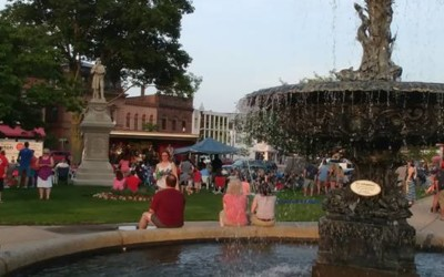 Downtown Taunton Summer Concert Series 2017