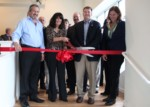 Barons Lofts ribbon cutting.
