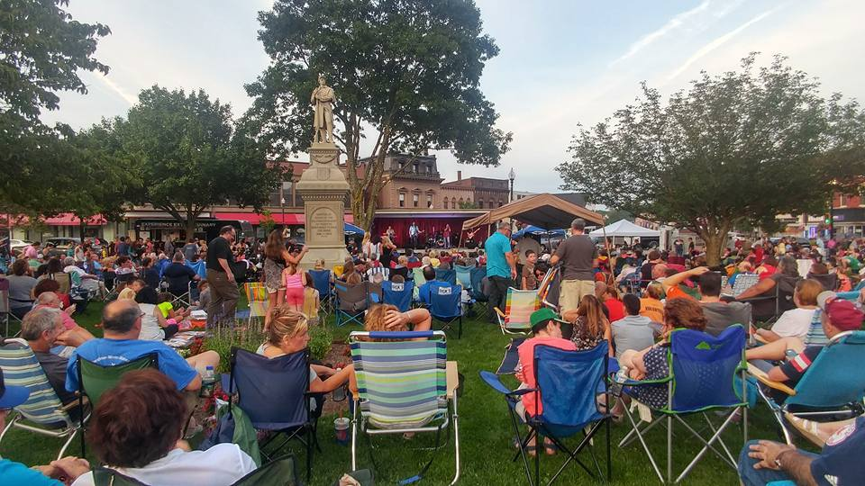 2019 Downtown Summer Concert Series